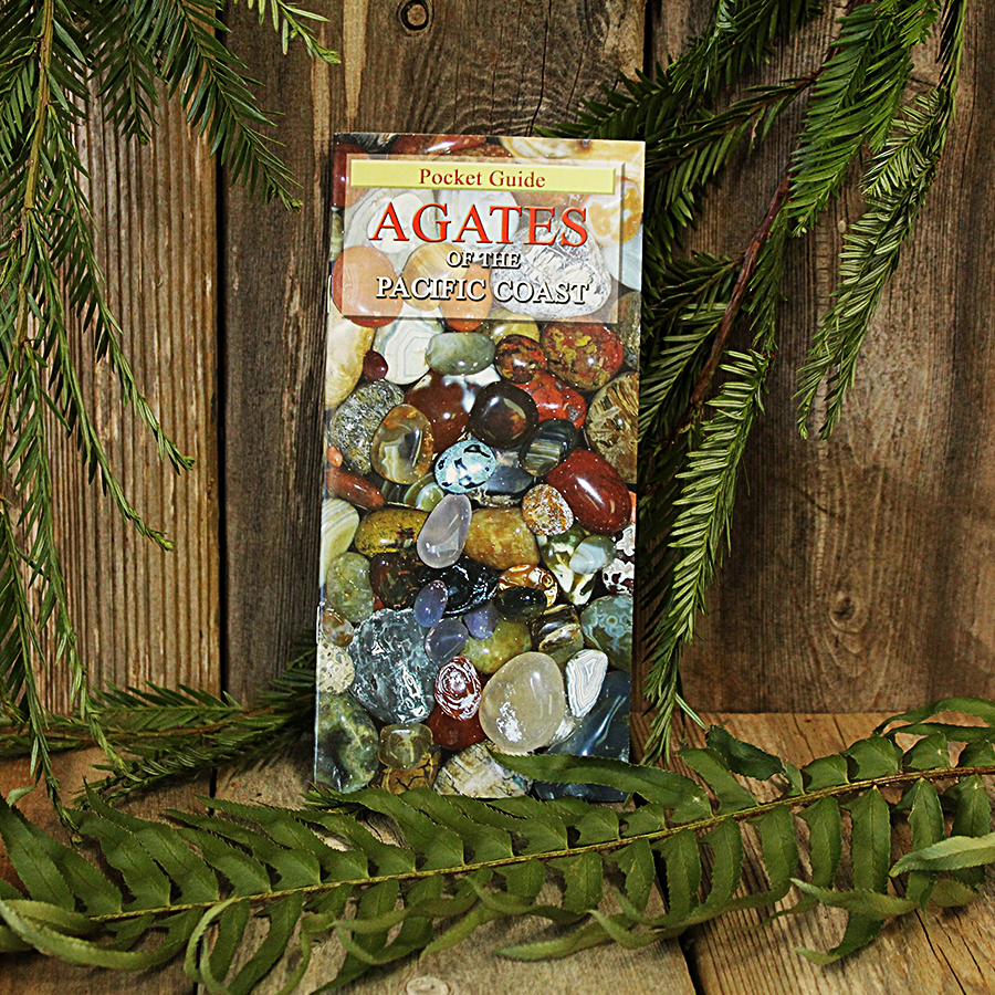 Agates of the Pacific Coast Pocket Guide