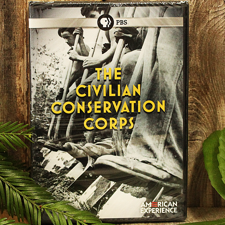 The Civilian Conservation Corps DVD