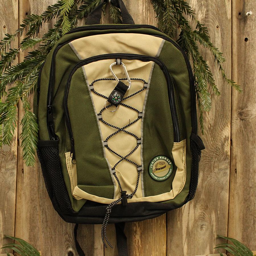 Jr. Ranger Backpack