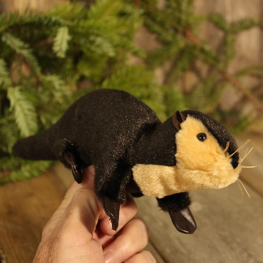 Otter Finger Puppet