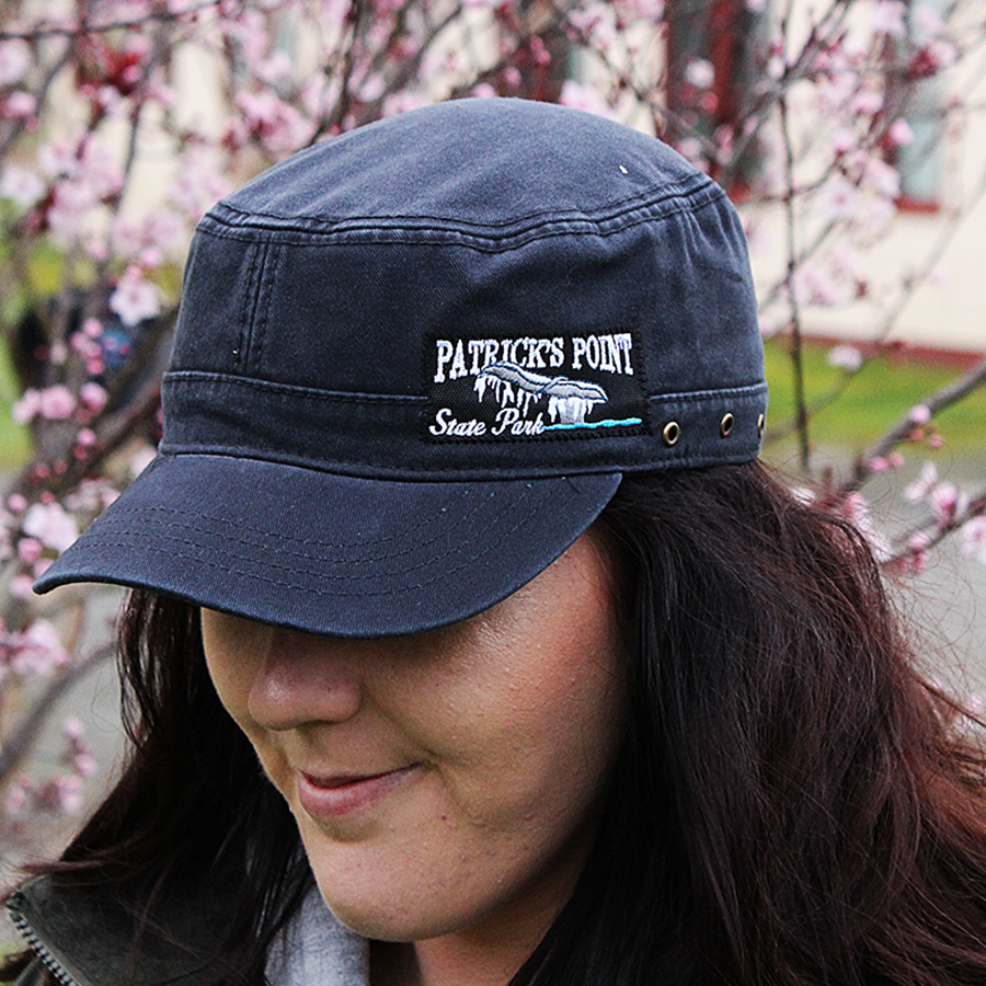 Patrick's Point State Park Painters Style Cap