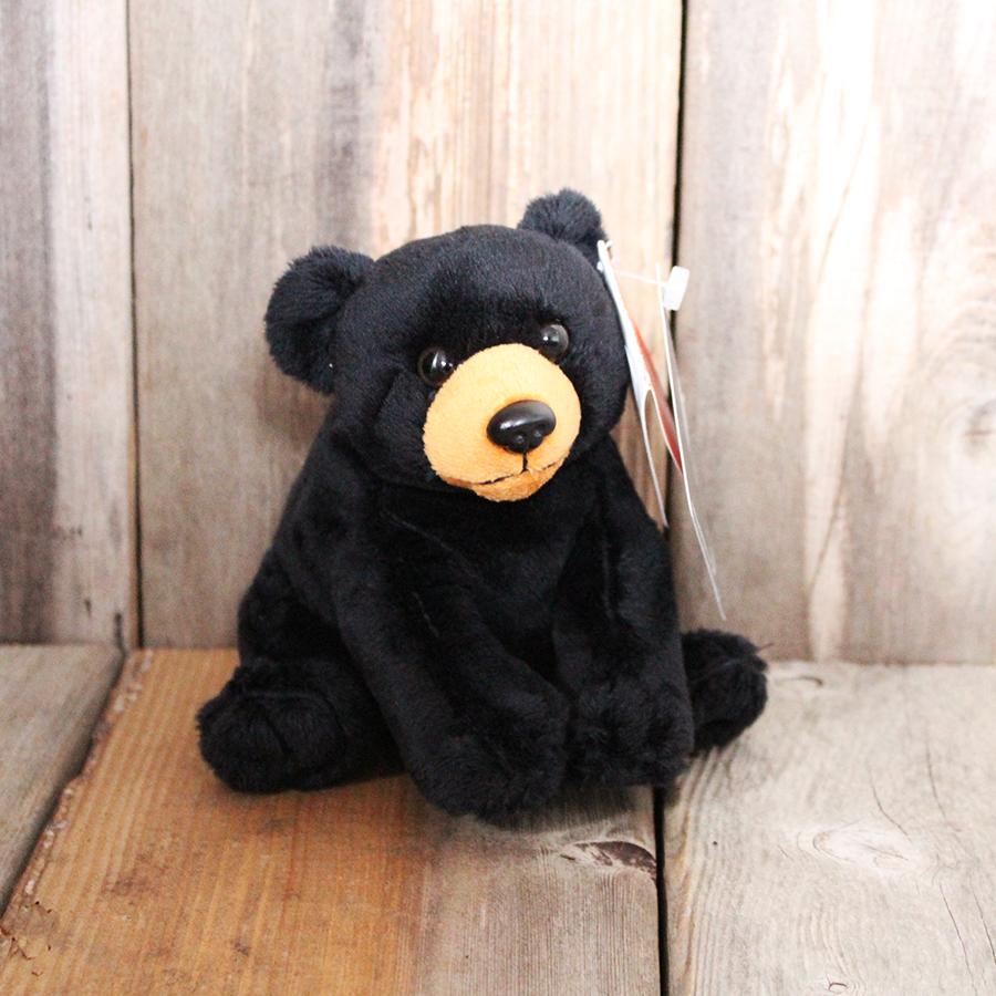 Plush Wild Call Black Bear