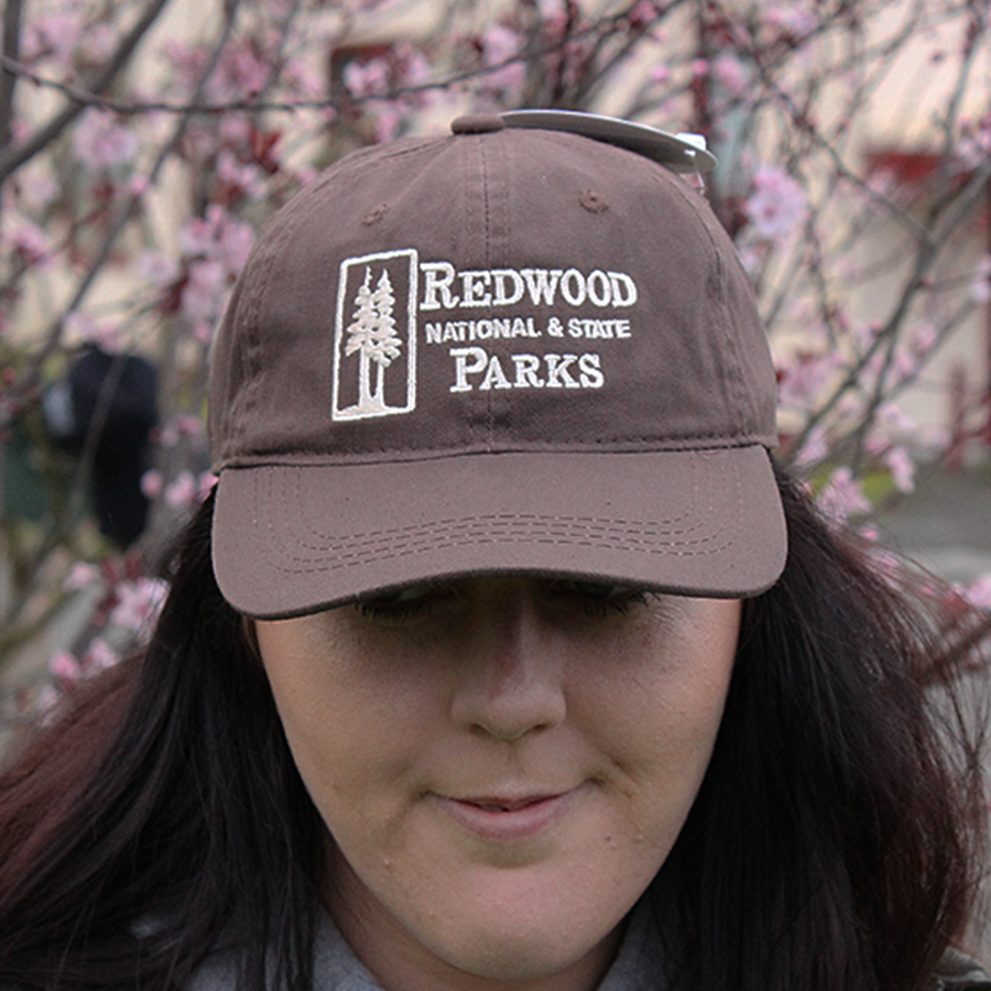 Redwood National and State Parks Ball Cap Brown