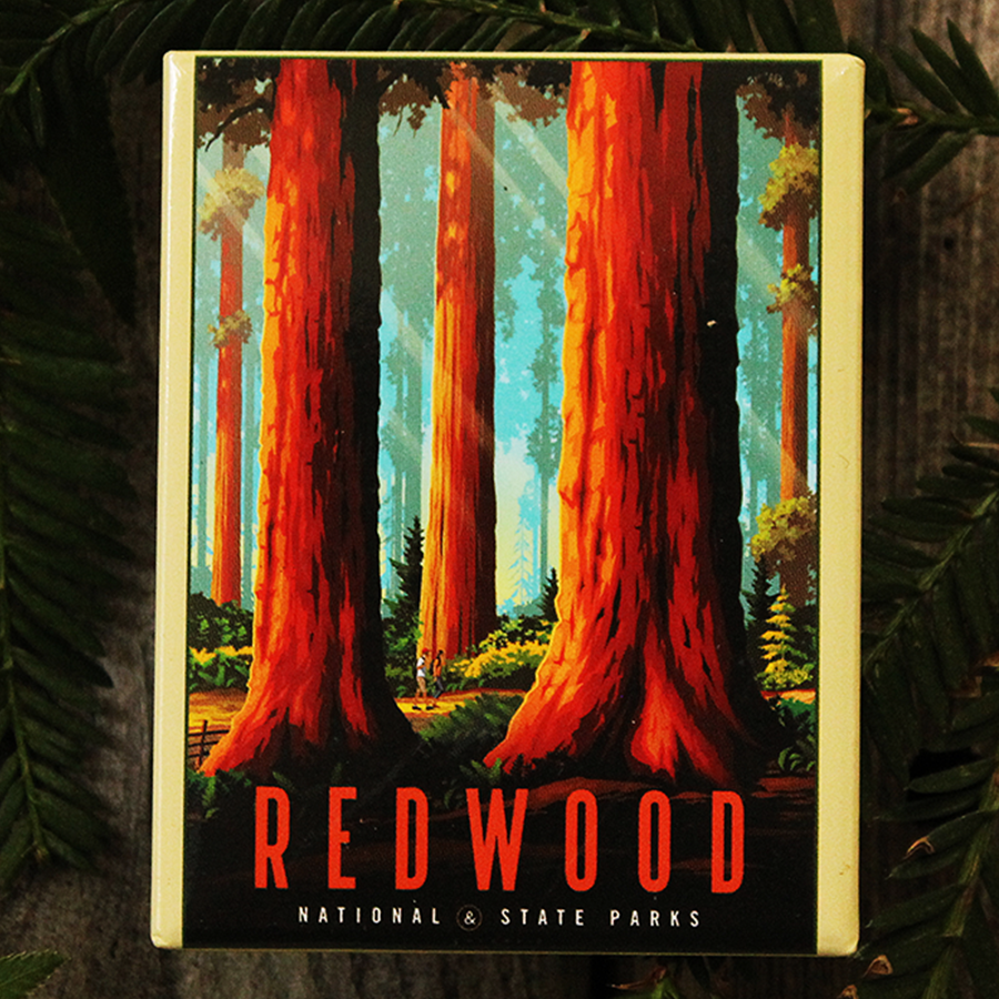 Redwood National and State Parks Magnet