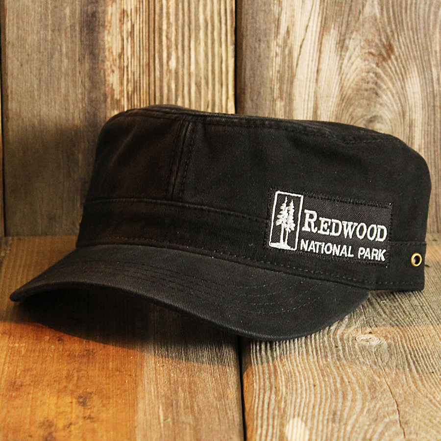Redwood National and State Parks Painter's Style Cap