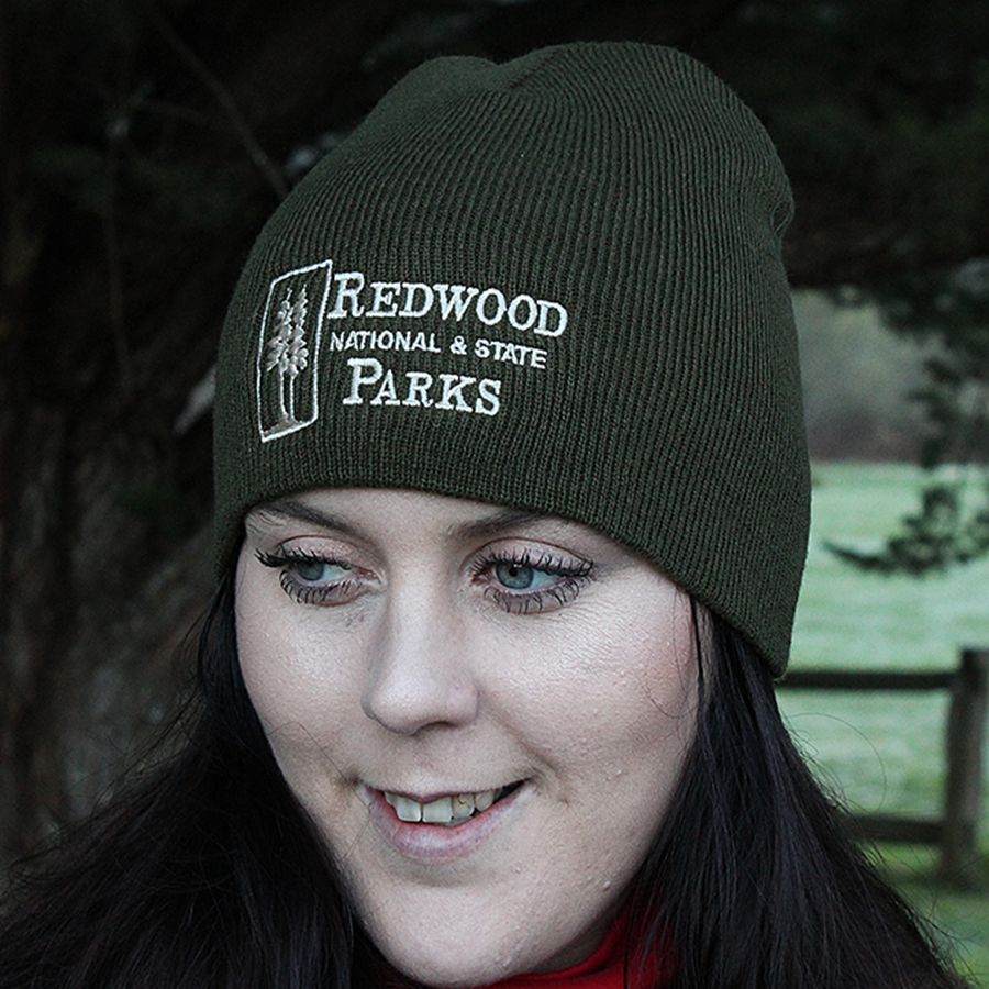 Redwood National and State Parks Fleece Cap