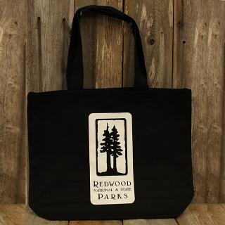 Redwood National and State Parks Reusable Canvas Bag