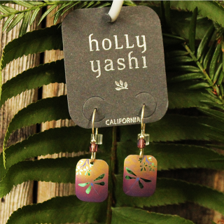 Holly Yashi Garden Party Earrings