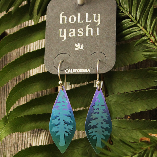 Holly Yashi Giving Tree Earrings