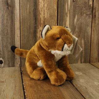 Little Plush Mountain Lion