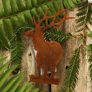 Metal Elk Magnet