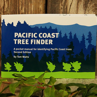 Pacific Coast Tree Finder Pocket Guide