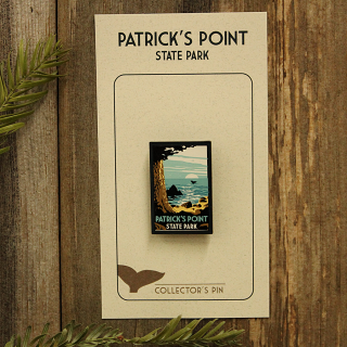 Patrick's Point State Park Pin