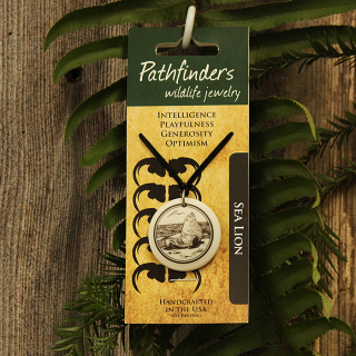 Pathfinders Sea Lion Necklace