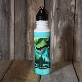 SMITH RIVER NATIONAL RECREATION AREA WATERBOTTLE