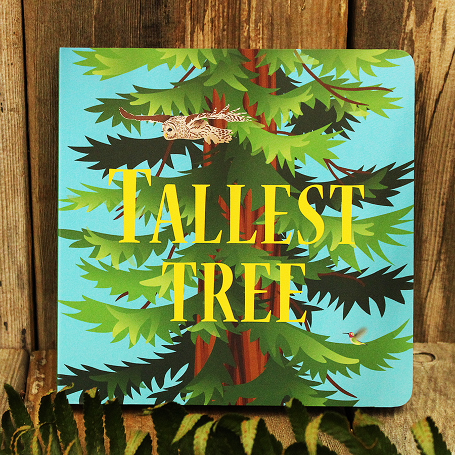 The Tallest Tree Board Book